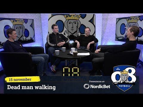 08 Fotboll: Dead man walking