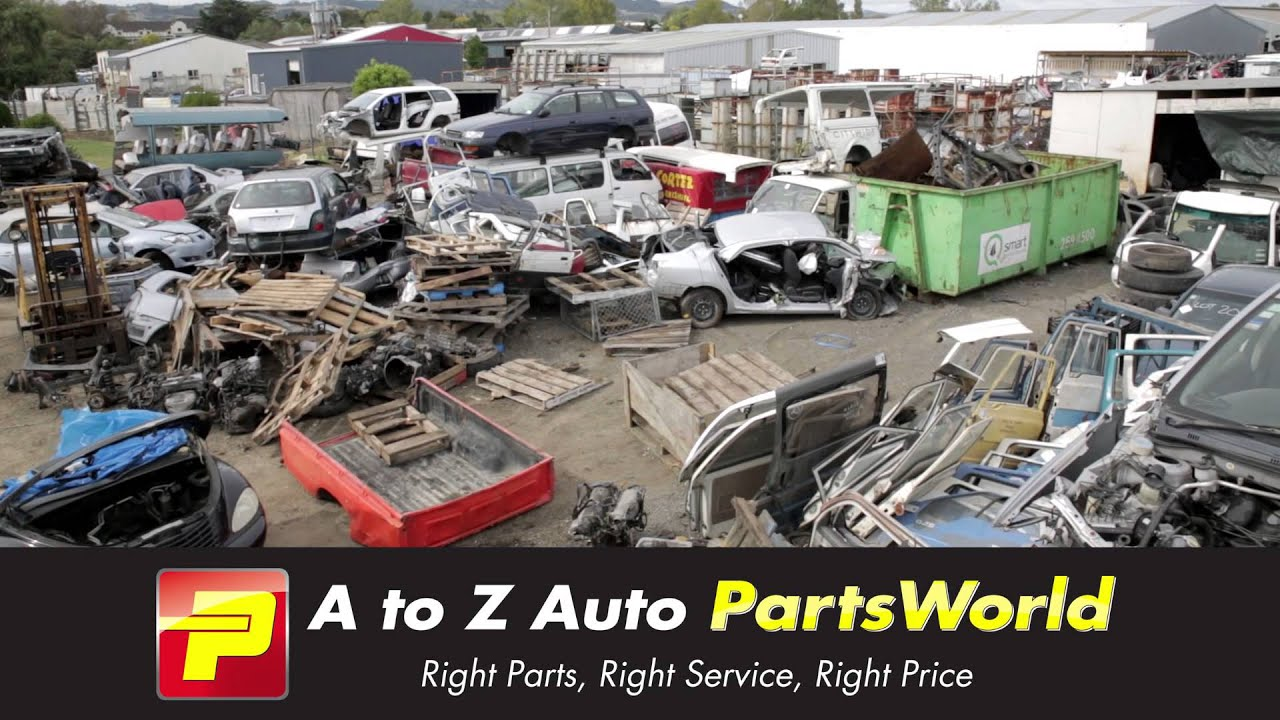 A To Z Auto >> A To Z Auto Partsworld Youtube