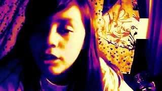 Rayleen singing Justin Bieber