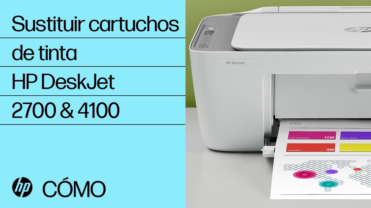 Todo En Uno Hp Deskjet Serie 2700 Configuración Soporte De Hp