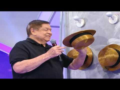 Raul Gil - Boni no Pra Quem Você Tira o Chapéu? - Parte 1