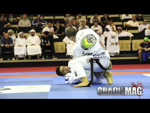GRACIEMAG: Rodolfo Viera vs. Andre Galvão (WPJJC 2012)