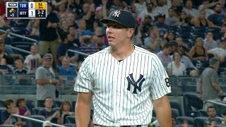8/15/16: Green dominant over six in Yankees