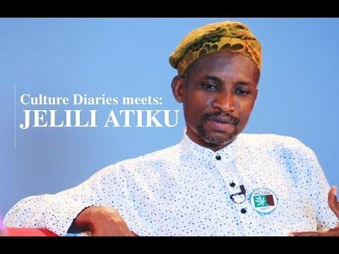 Culture Diaries meets performance artist Jelili Atiku