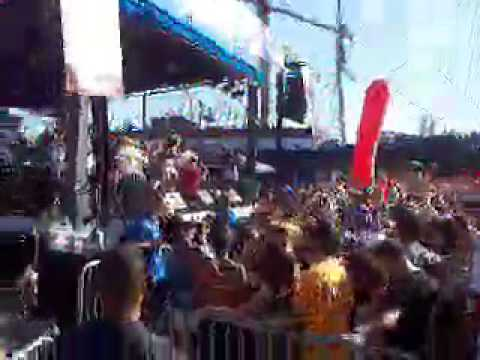Maluca Mala Video Mad Decent Block Party 7/30/2011