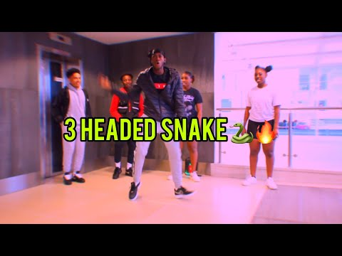 Gunna - 3 Headed Snake ft. Young Thug [Official Dance Video]