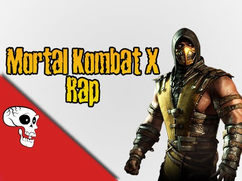 "MORTAL KOMBAT X Rap by JT Music and Rockit Gaming - ""Fatalities"""