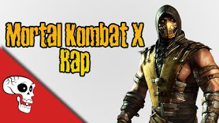 MORTAL KOMBAT X Rap by JT Music and Rockit Gaming -