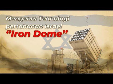 Apa Itu Iron Dome Israel Yang Dipakai Untuk Menangkis Roket Hamas?
