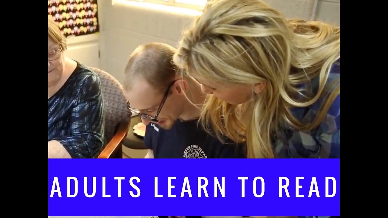 How to Learn to Read for Adults   The Classroom