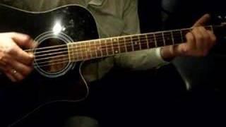 Gambar cover gitaarles nr 23 g en g 12 bar blues tokkelen in E