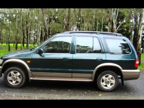 2000 kia sportage my2001 4x4 green 5 speed manual wagon youtube. Black Bedroom Furniture Sets. Home Design Ideas