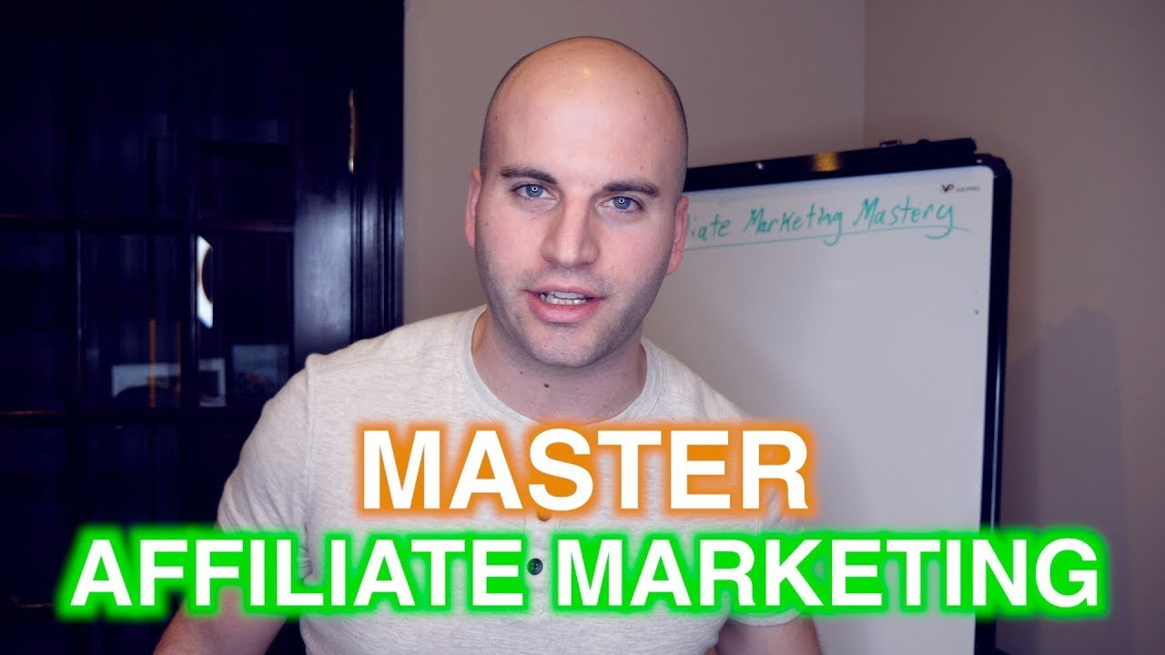 MASTER MAKING MONEY WITH AFFILIATE MARKETING