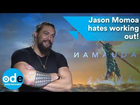 AQUAMAN: Jason Momoa wishes he understood women