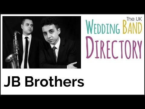Jazz Wedding Duo Hire London - JB Brothers - There Will Be Another You