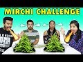 Download SPICY CHILI EATING CHALLENGE | EXTREME MIRCHI EATING COMPETITION | मिरची ईटिंग चॅलेंज