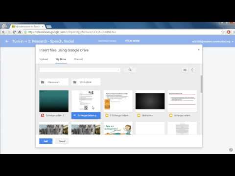how to add dochub to google classroom assignment