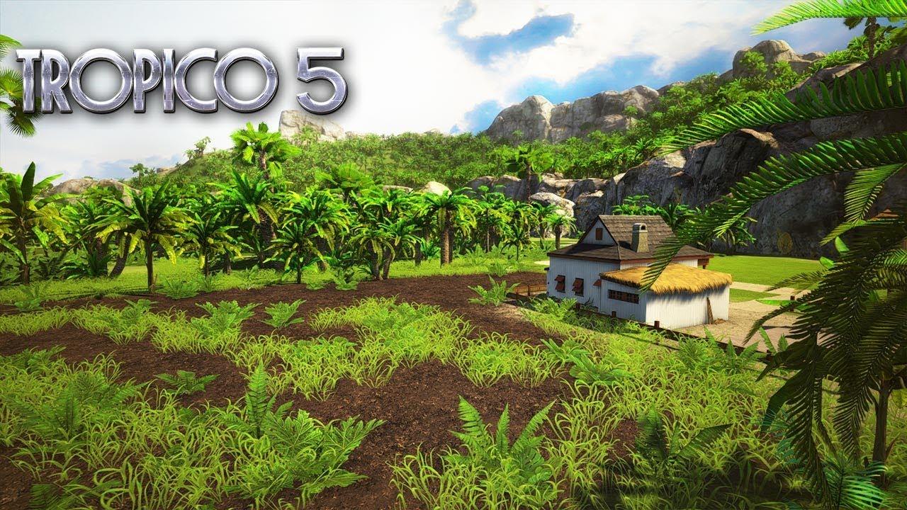 El Presidente returns in Tropico 5