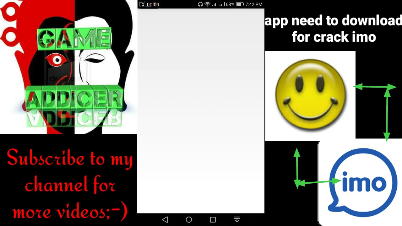 How to crack imo to premium version free by lucky patcher 😰😰😰
