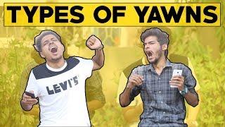 TLT : Types Of Yawns