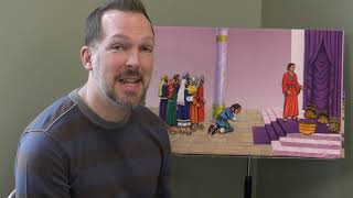 Children's Sunday School - Mike Beech 3-28-21