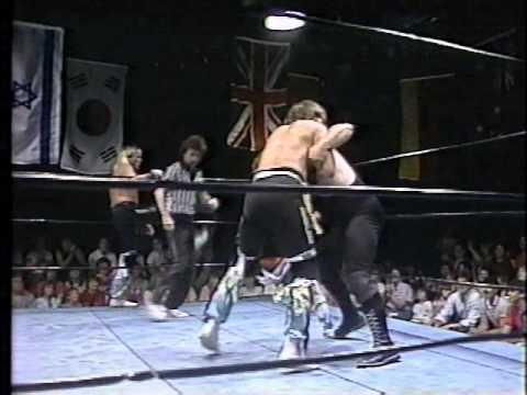 WCW-NWA Wrestling (No. 2)