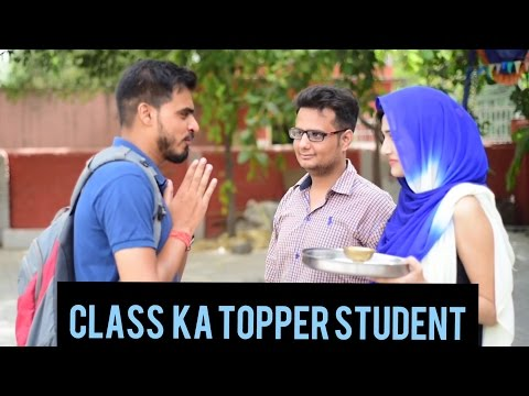 Topper Student Of The Year