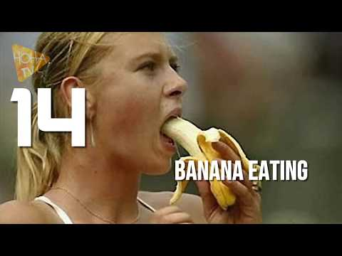 15 Pics Maria Sharapova Doesnt Want You To See | HOHA TV