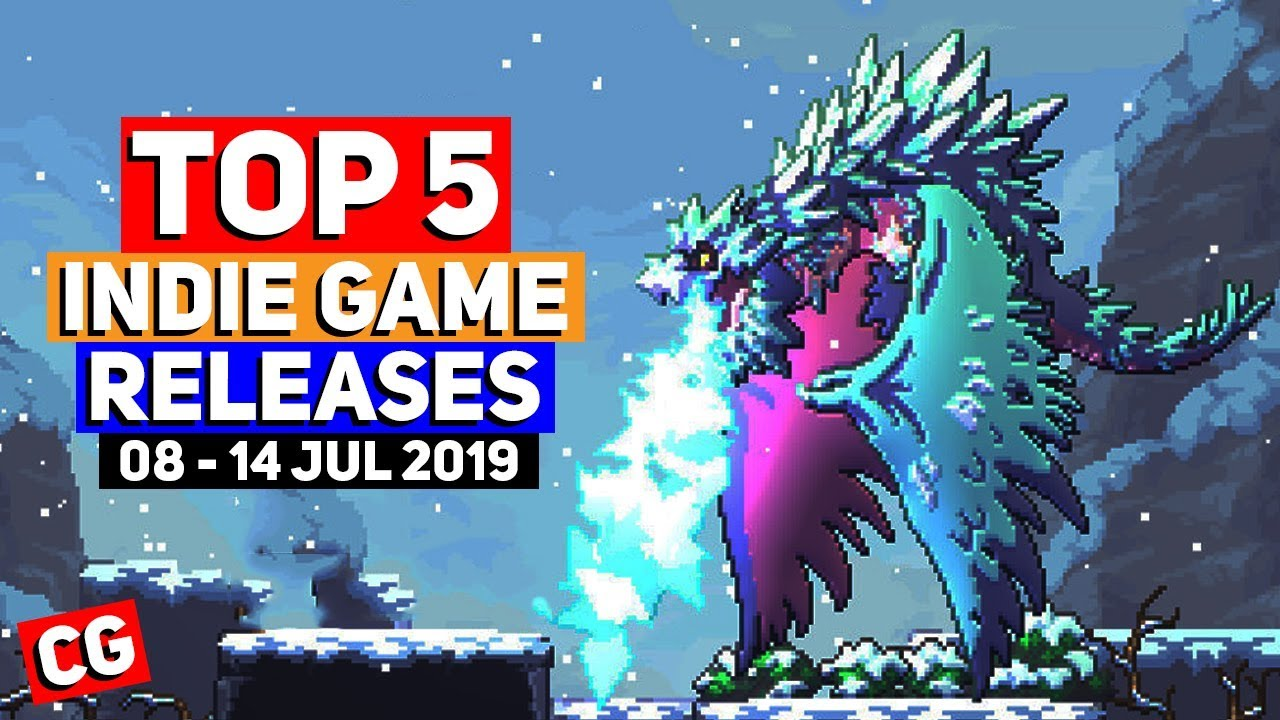 Top 5 Best Indie Game New Releases 08 14 Jul 2019