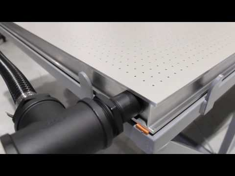 Vacuum Table System