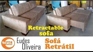 retractable sofa
