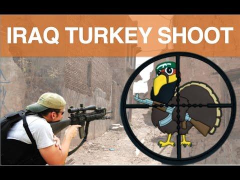 IRAQ TURKEY SHOOT