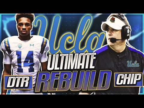 UCLA REBUILD -- Chip Kelly Builds A Power House! | NCAA Football 14 Rebuild