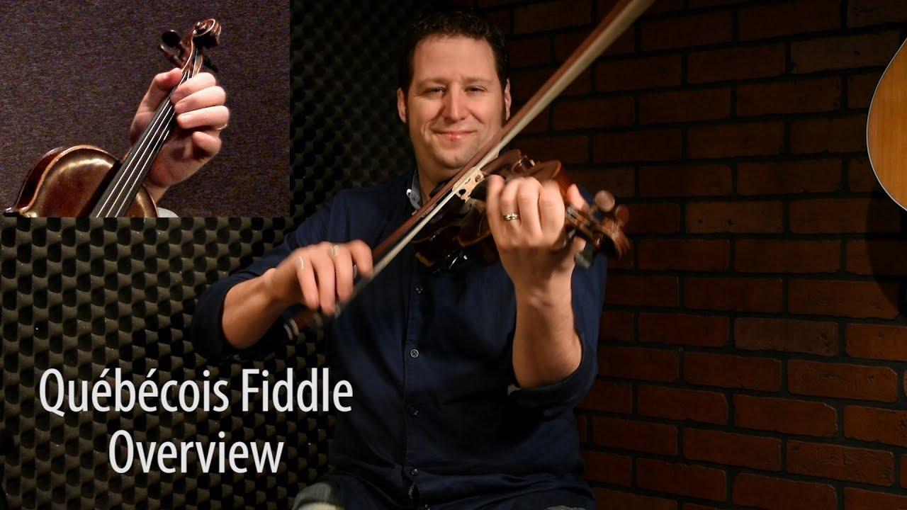 québécois fiddle - free master classandré brunet - youtube