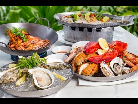 Palm Seaside Restaurant, Lounge & Bar, A Fine Dining Seafood Restaurant By Twin Palms, Phuket