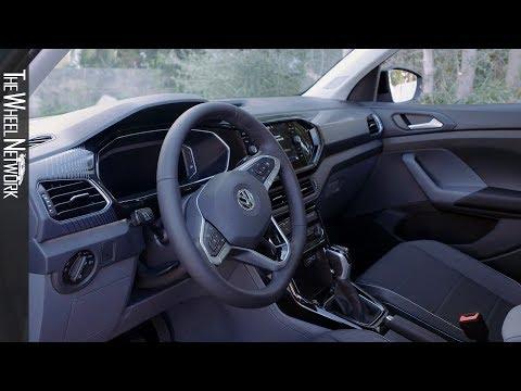 2019 Volkswagen T-Cross Interior