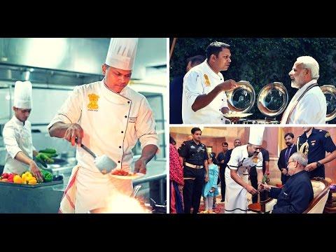 Montu Saini on his journey from Haryana to the president's kitchen with RJ Krutika