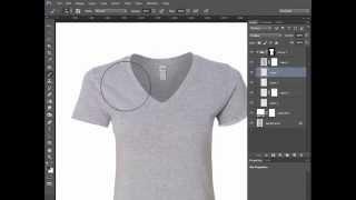 Photoshop Ghost Mannequin / Mannequin removing Tut