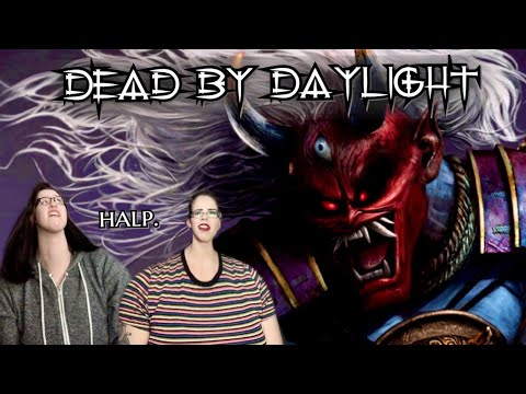 DEAD BY DAYLIGHT | CURSED LEGACY |  WE FACE THE WRATH OF THE ONI |