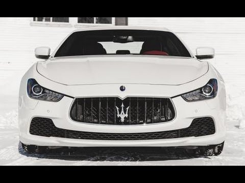 Discovery. Как построить суперкар 5 Выпуск.Maserati ghibli. (2014-2015)