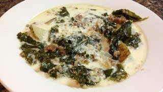 How To Make Olive Garden Zuppa Toscana Soup