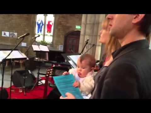 Emily may christening