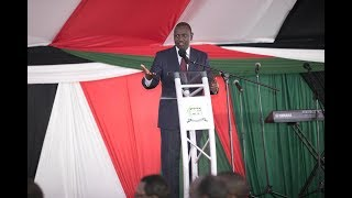 DP William Ruto quotes Exodus 20:15, \