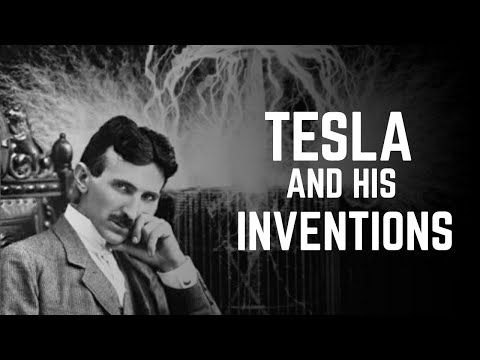 Top 5 Inventions By Nikola Tesla | The Secrets Of The Universe