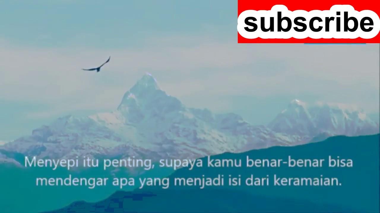 Kumpulan Kata Mutiara Cak Nun YouTube