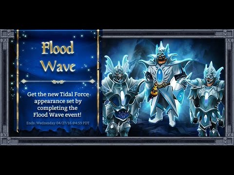 KINGSROAD #52 - EVENT FLOOD WAVE (SILVER SOLO)