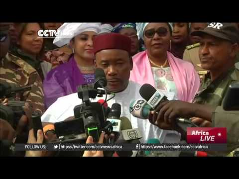 Niger goes to polls, incumbent Issoufou faces 14 challengers