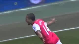 Theo Walcott amazing goal vs Chelsea 1