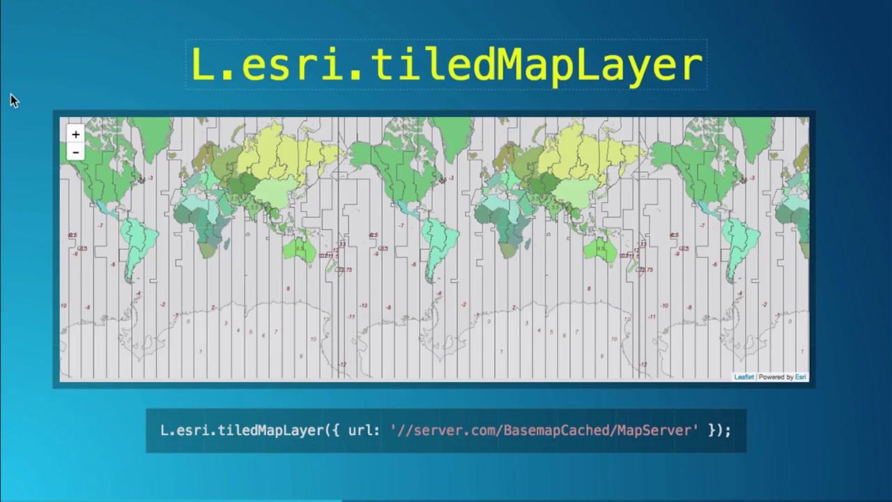 React Leaflet Vector Tiles