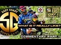 Supergame East Paintball - What is Supergame? (Day 1 - Friday Commentary)